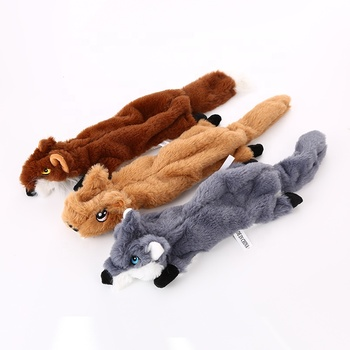 wholesale Hunting Dog Toys No Stuffing Pet Toys Plush Interactive Pet Dog Toys