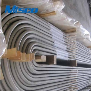 ASTM A269 TP304/S31400 , TP316/S31600 , TP321/S32100 stainless steel heat exchanger u bend tube