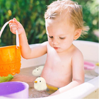 Duck Toys Baby Toy Duck 2020 New Duck Kids Bath Toys Animal Shaped Baby Silicone Floating Shower Swimming Toy