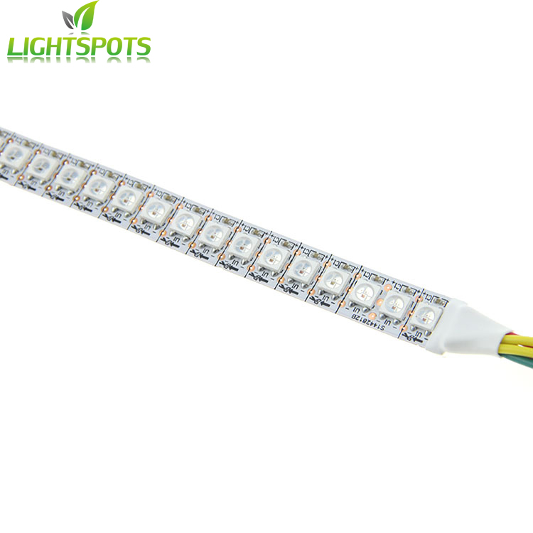 14 year manufacturer supply 5V RGB with IC dream color Addressable Pixel Digital WS2812B Led Strip