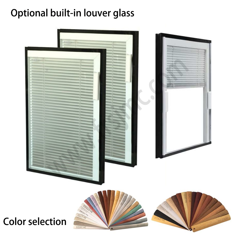China Supplier lift sliding windows and window lattice glass with high quality