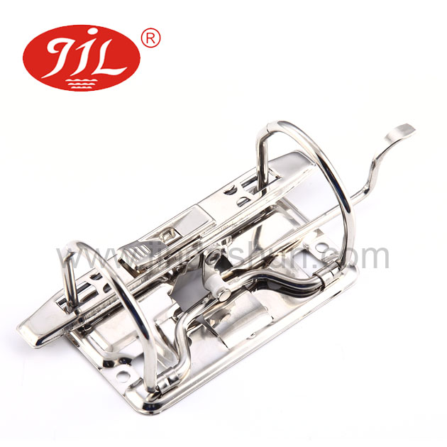 New design best selling metal 2' inch Lever arch mechanism file clip
