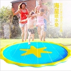 Outdoor Toys Hot Sale Sprinkle And Splash Play Mat Inflatable Outdoor Sprinkler Pad Water Toys Wading Pool For Girl Boy