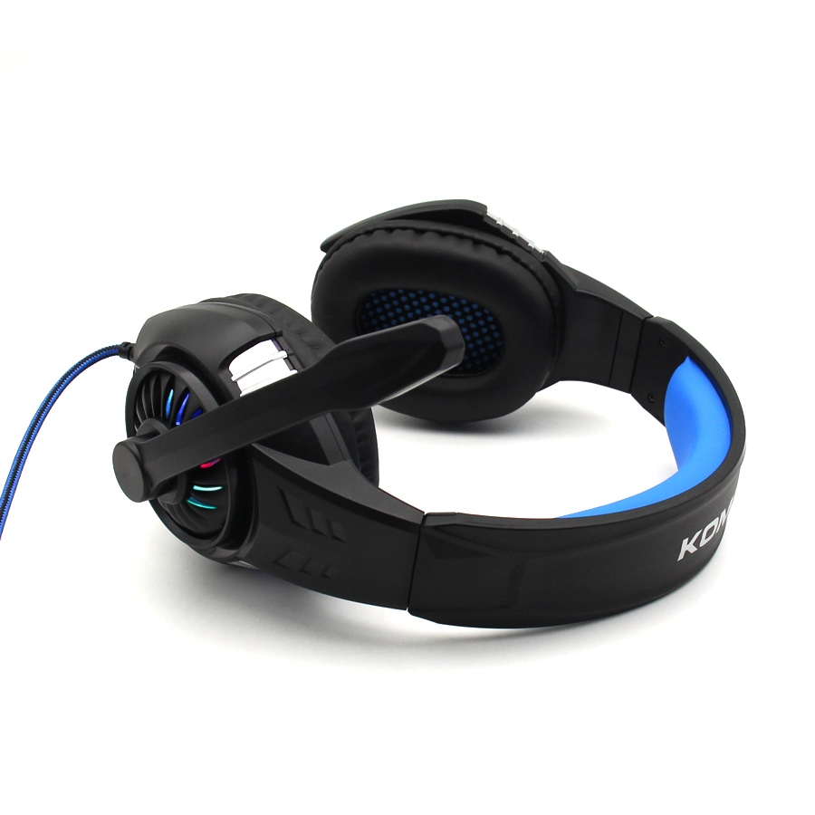 7.1 Surround Sound Super Bass Stereo Gaming Headset Headphone With 3.5mm Plug For PC Gaming