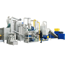 E-afval recycling machine, Afval elektronica scheiden machine, Ewaste recycling plant