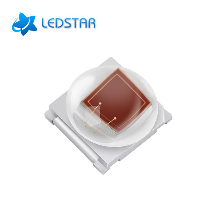 Far red led grow light Triggers flowering 730nm led smd3535 infrared led chip