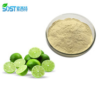 Food Grade Freeze Dried Organic Lemon Juice Concentrate Powder