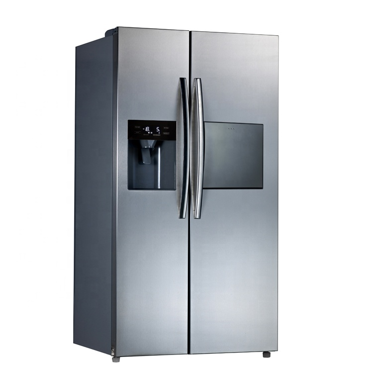 Side by Side <strong>Refrigerator</strong>/Fridge, Home Household Combi <strong>Refrigerator</strong>