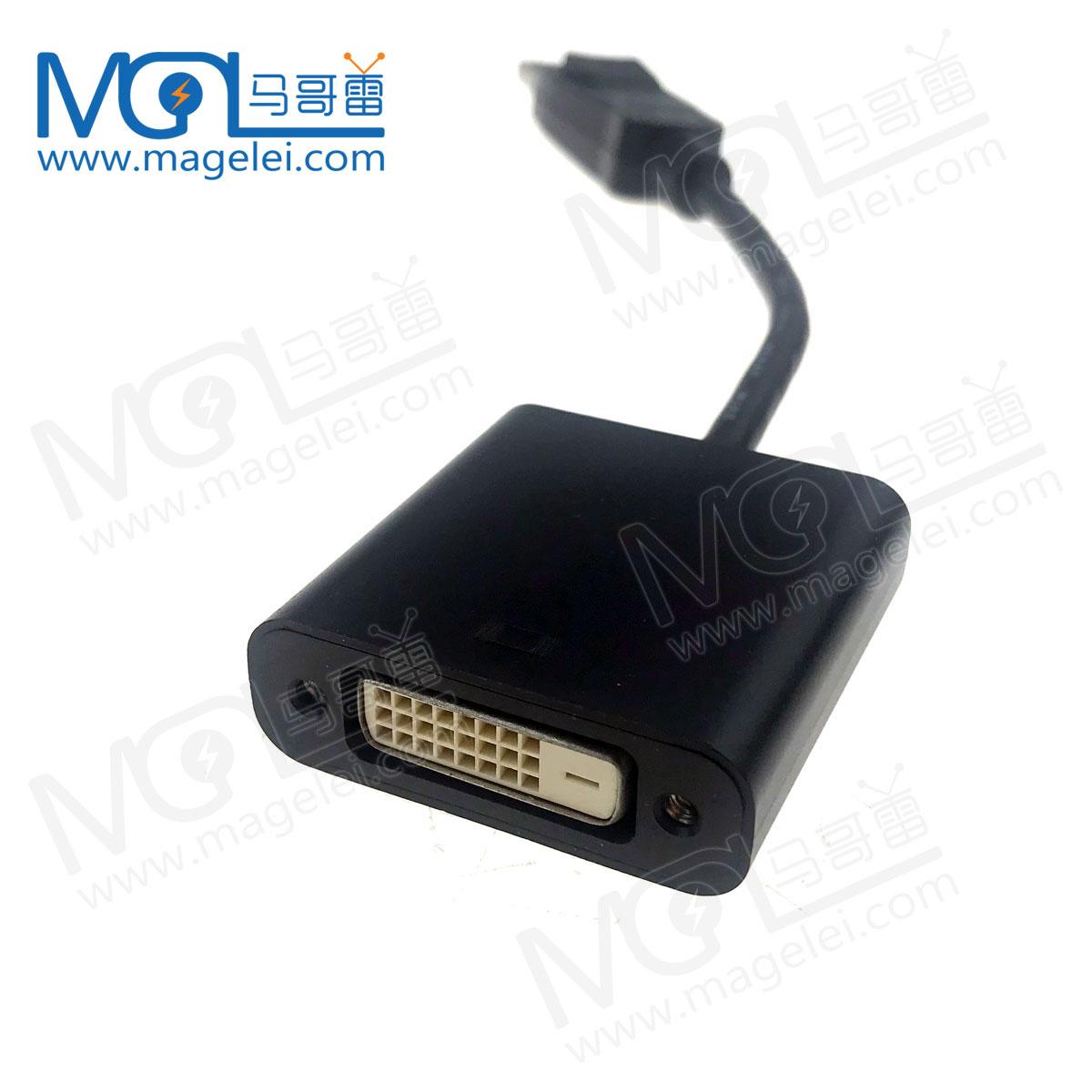 Chinesische fabrik DP zu DVI adapter displayport auf dvi kabel