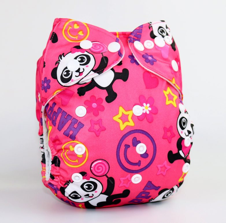 2020 Adjustable with snaps waterproof cloth diapers, waterproof cloth nappy