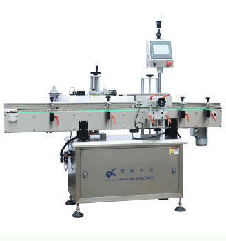 High accuracy beer bottle price label labelling bottle machines