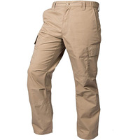 Men's Softshell Water Resistant Outdoor Sport Pants Long Trousers