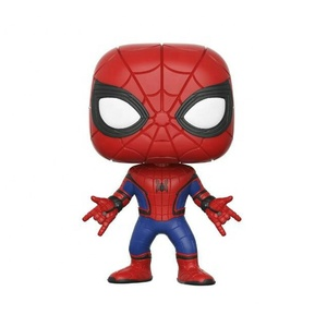 2019 kids toys FUNKO POP Spider Man Hero Animation Collection Model Toys For Children Gift anime figure toys SpiderMan