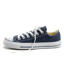 Аутентичные Конверс ALL STAR нейтральная обувь для скейтбординга классические пары модные кроссовки низкие плоские Нескользящие удобные 1Z635(Китай)