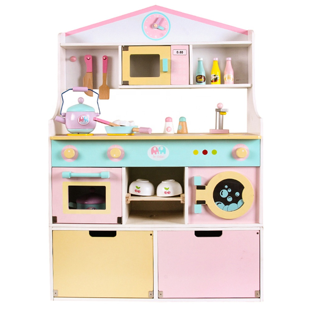 New Design Pretend Play Kids Wooden Kitchen Toy Play Set Children Wooden Toy Buy Wooden Kitchen Toy Play Set Wooden Kitchen Toy Set Wooden Kitchen Toy Product On Alibaba Com
