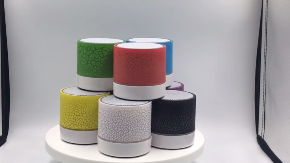 Beliebteste Produkt Multi-Farben Stil Wireless Bluetooths Lautsprecher Musik Spielen Mini Lautsprecher Bluetooths