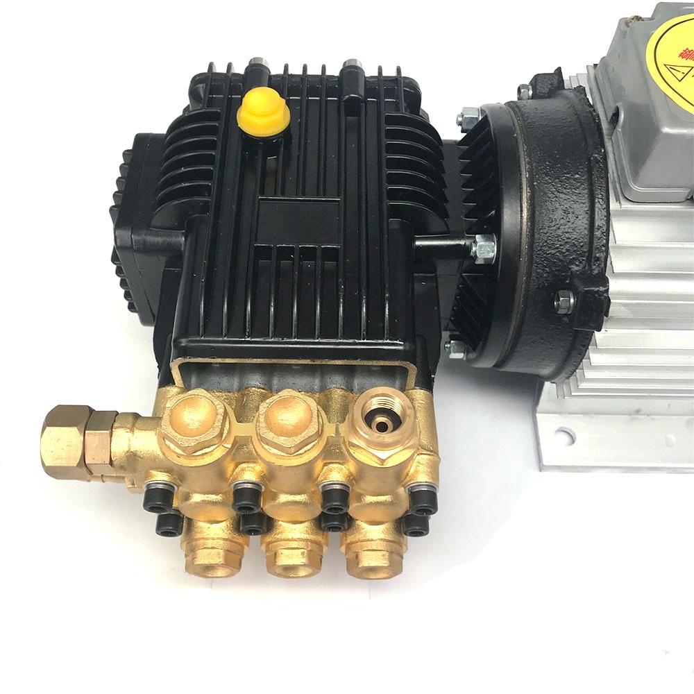 WEDM Machine Parts High Pressure Water Pump with Motor BT-310 3-380V For EDM Drilling Machine