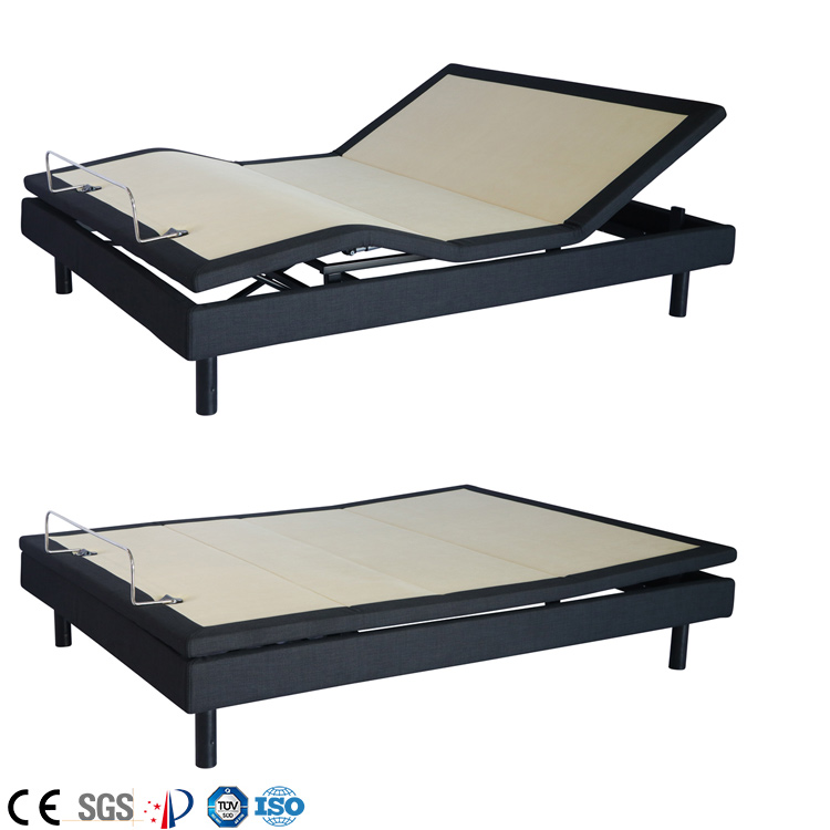 Free Design 5421 Commercial Metal King Size Bed Frame with No Minimum Order Sale