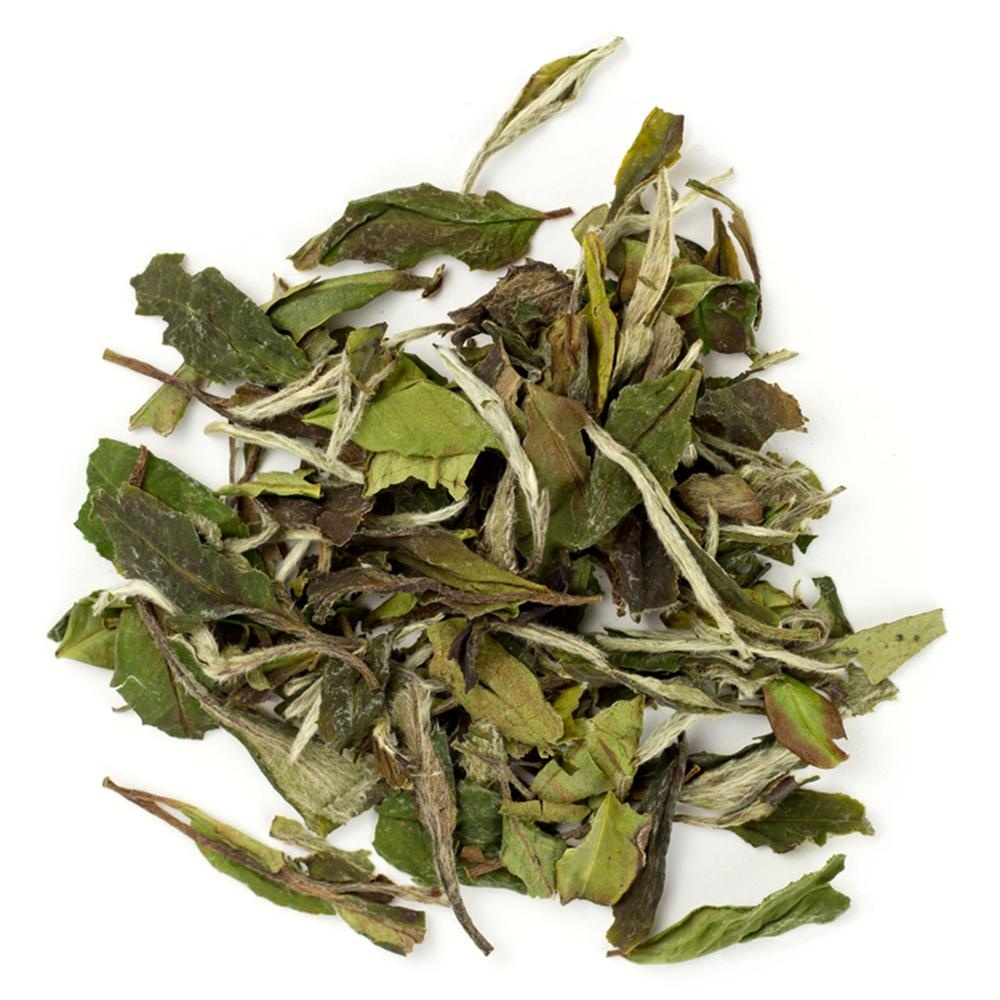 Free Samples White Peony Tea Oranic White Loose Leaf Tea - 4uTea | 4uTea.com