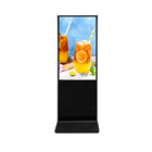 43 inch Floor standing Android OS IR touch kiosk, touch screen digital signage