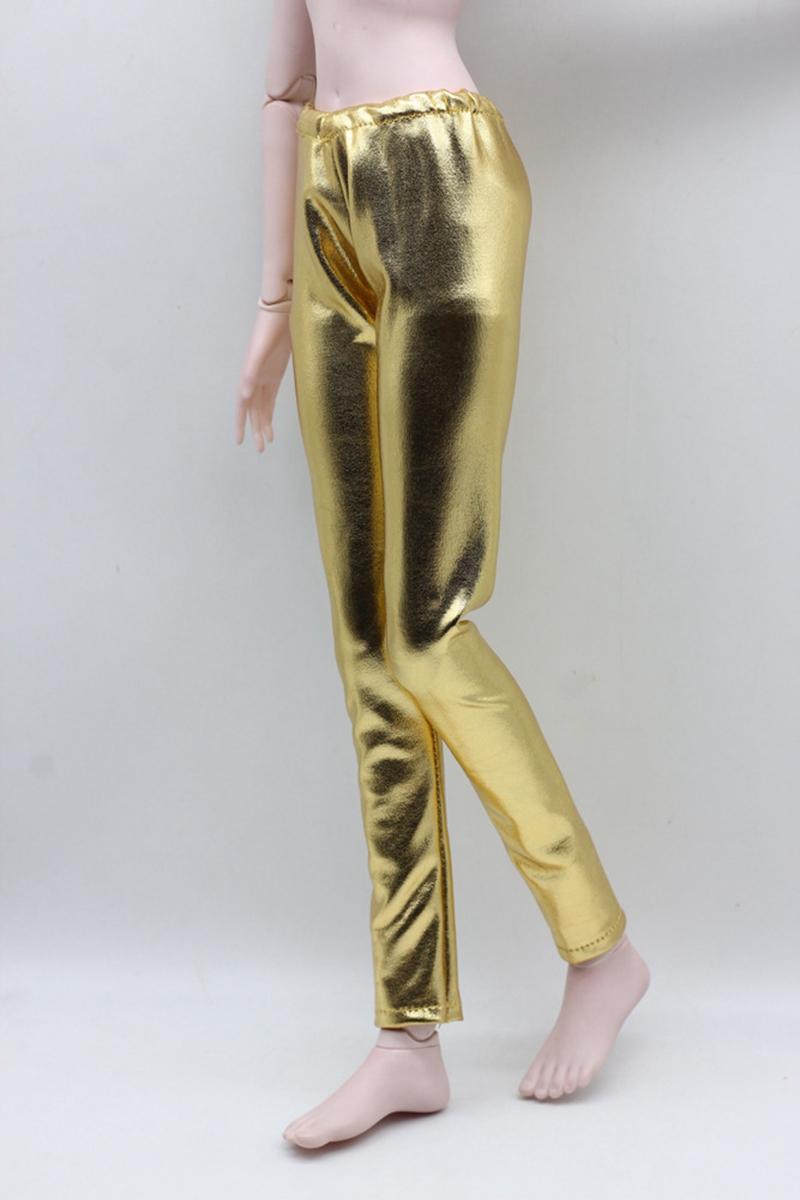 Одежда для кукол BJD 1/6 штаны для кукол цветные блестящие брюки одежда ручной работы аксессуары для кукол игрушки для девочек Подарки одежда ...(Китай)