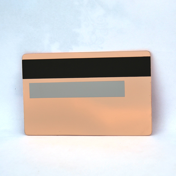 OEM Manufacturer Cheap American Express/Rose Gold Business visa credit cards with High Quality