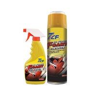 China car detailing cleaning products remover scratch and multi-purpose foam cleaner spray