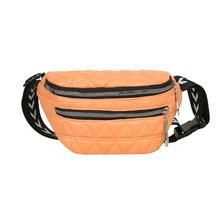 Женский спортивный поясной ремень из искусственной кожи Fanny, сумка через плечо, повседневные аксессуары для покупок на открытом воздухе(Китай)
