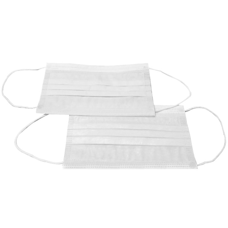 Medical Surgical 3-Ply PM2.5 N95 Nonwoven Disposable Mask