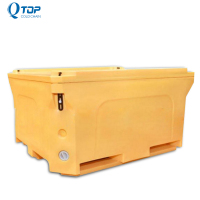 Big transportation cooler box