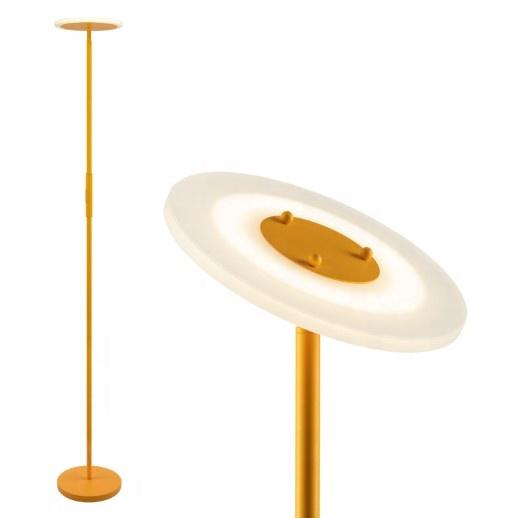 Moderno E Minimalista LED Lampade Da Terra di Lusso Nordic Regolabile Soggiorno Uffici Camera Da Letto Verticale Piano Luce