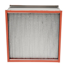 custom unite spawn u15 ac condition air hepa ulpa cheap price h14 h13 hepa filter for laminar air flow hood for hospitals ahu