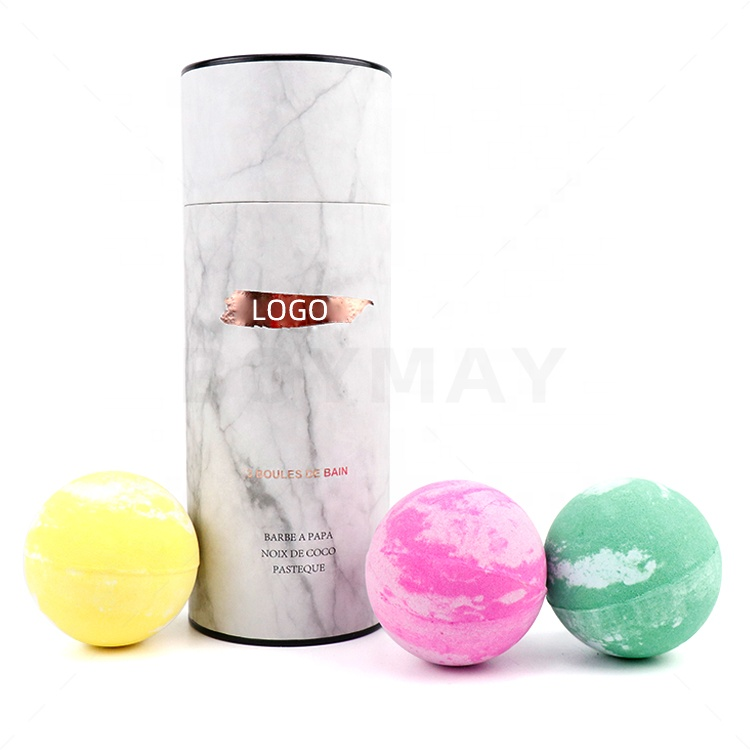 Hot Selling Gift Set Private Label Handmade Colorant Press Bubble Natural Vegan Organic Fizzy CBD Hemp Bath Bombs for Kids