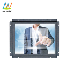 Square 4:3 104 Inch Resistif USB <span class=keywords><strong>RS232</strong></span> Port Touch Screen LED Monitor <span class=keywords><strong>Layar</strong></span> Sentuh Display