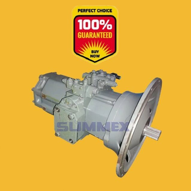 Excavator Spare Parts LINDE HPR160D-01REH11 Hydraulic Main Piston Pump 3663303 Genuine New