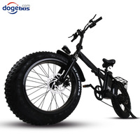 European warehouse fat tyre electric bike with CE foldable bicycle 500w 15ah bike for sale