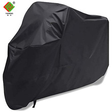 Factory price High quality waterproof 600D motorcycle cover by YAHENG