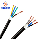 Flexible Cable Flexible Cable Price Customizable Wire 14 18 20 22 24 AWG Flexible Copper Cable Wire 2 4 6 8 Core Cable Price For