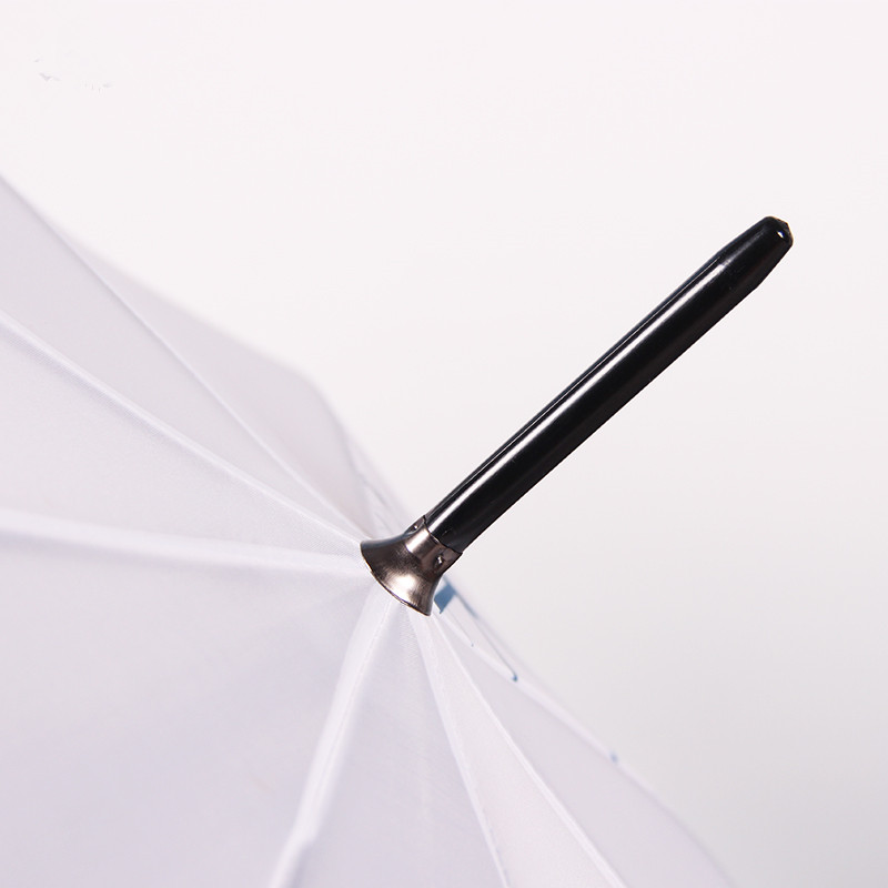 Promotional Advertising cheap straight wholesale custom umbrella with logo printing