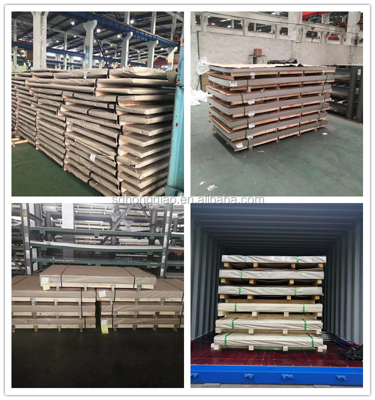 China 304 316 Stainless Steel Sheet With Competitive Price