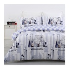 Children Bedding Set Duvet Covers Bed Sets Amazon Hot Products 3d Digital Print Children Duvet Cover Bedding Set For Double Bed