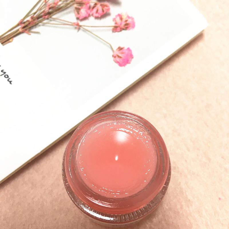 OEM Custom Natural Organic Vegan Moisturizing Private Label Pink Lip Balm With Aloe Vera