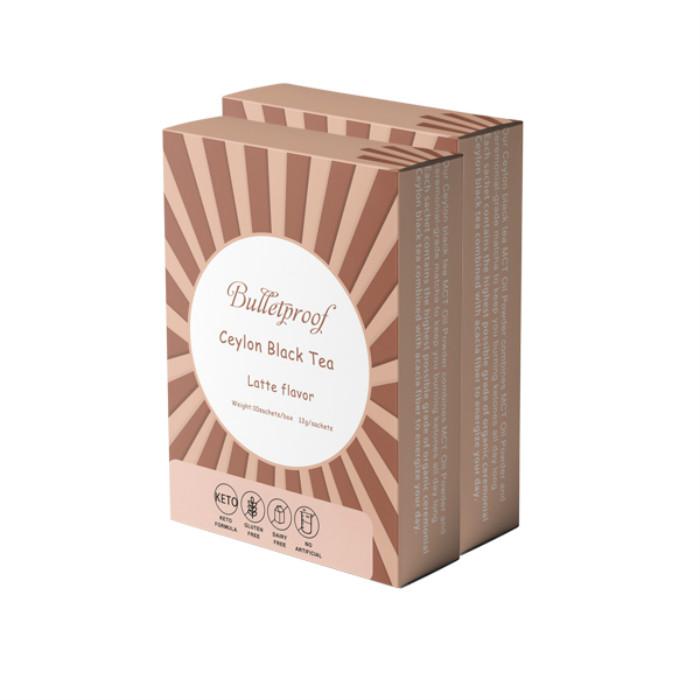 mct coconut oil powder keto slim instant black tea powder - 4uTea | 4uTea.com
