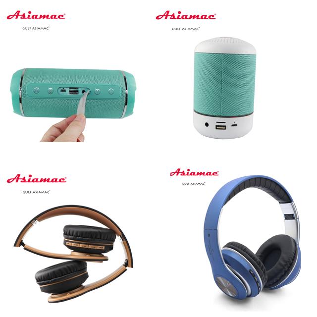 Cancelamento de ruído ativo de alta qualidade bluetooth speaker