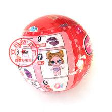 Оригинальные куклы LOL SURPIRSE без оригинальной коробки Волшебные DIY куклы lol фигурка модель игрушки для девочек подарок(Китай)