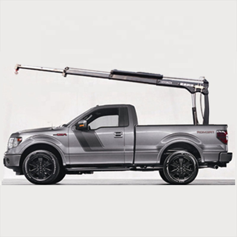 Automobile cars with crane radio control hydraulic crane on automobile new cars