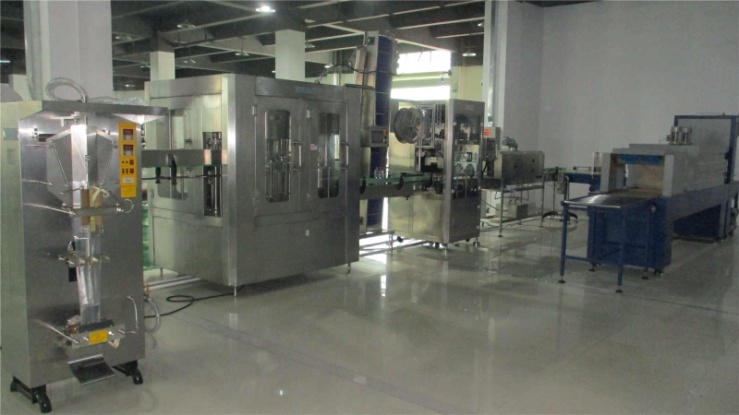 product-JD WATER-automatic 6000-8000BPH small monoblock mineral water bottle filling and capping mac-3