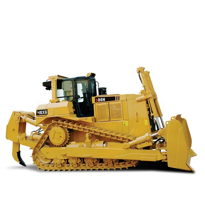 HBXG hydraulic 320hp crawler bulldozer SD8N bulldozer for sale