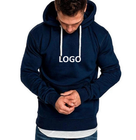 2020 Best Selling Solid Color Outdoor Fitness Sports Hooded Sweater Casual Fashion Pullover Top T Shirt
