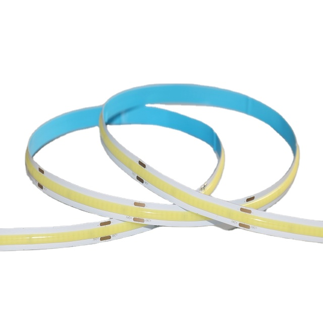 Led COB  Strip, 378Leds/M Factory Wholesale Flexible Car Led Strip Light 3M Non-Waterproof